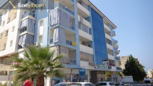 3-bedroom city center apartment in Kusadasi