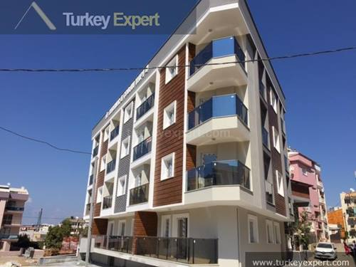 New apartments for sale in Kusadasi Davutlar