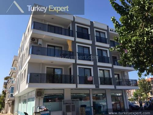 New build apartment with 3 bedrooms for sale in Kusadasi Davutlar