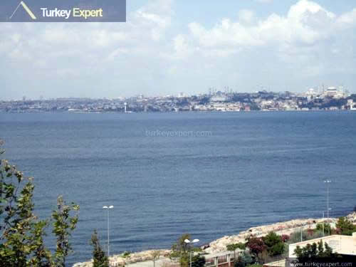 Classic Penthouse with full Bosphorus and Sultanahmet views