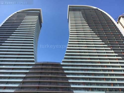 The cheapest studio apartment available for sale in Sembol Istanbul project