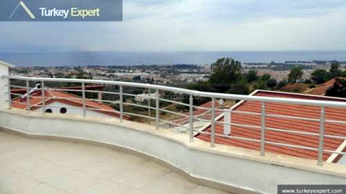 New 5-bedroom villa with sea views for sale in Kusadasi Sogucak