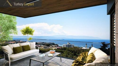 Sea view residence at Ladies Beach Kusadasi