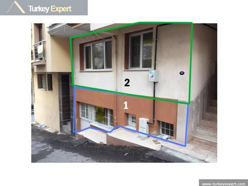 Two apartments for sale for the price of one, Izmir city center