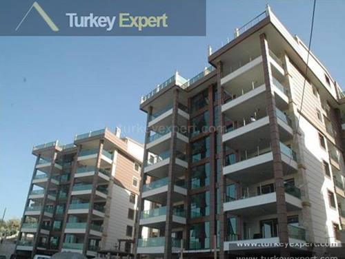 High profile sea view apartment at Ladies Beach Kusadasi