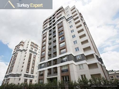 Bargain priced luxury apartments in Istanbul for sale