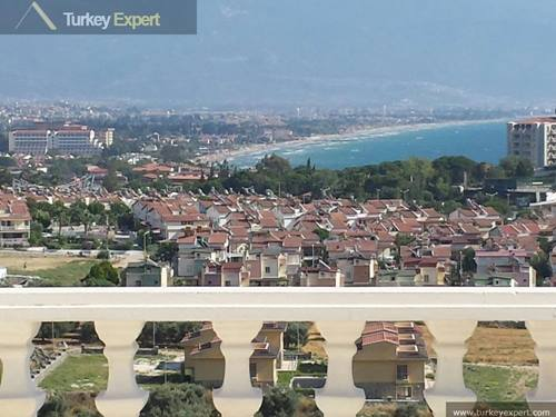 Sea view villa for sale in Kusadasi near center and beach