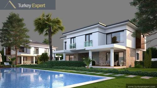 New villa near the sandy beach in Kusadasi