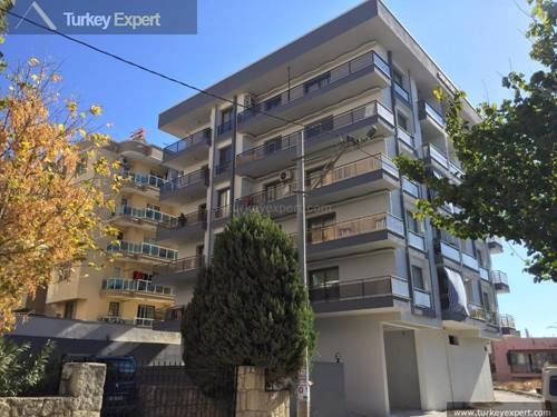 New apartment for sale in Izmir on the 7th floor of a 8 storey building