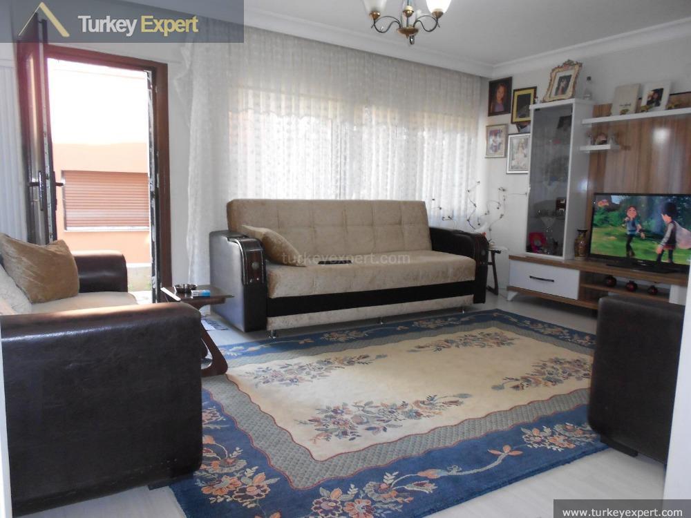 4 Bedroom Duplex Apartment For Sale In Izmir In A Residential Nice Neighborhood