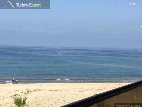7-bedroom sea front villa for sale in Kusadasi Paradise Beach