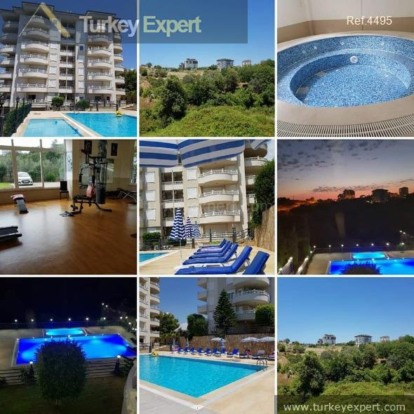 1alanya apartment for sale with2