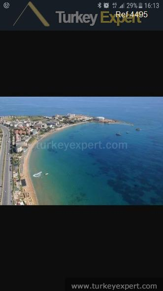 alanya apartment for sale with14