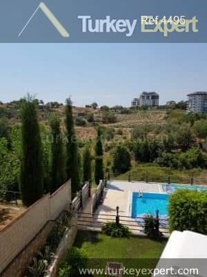 alanya apartment for sale with15