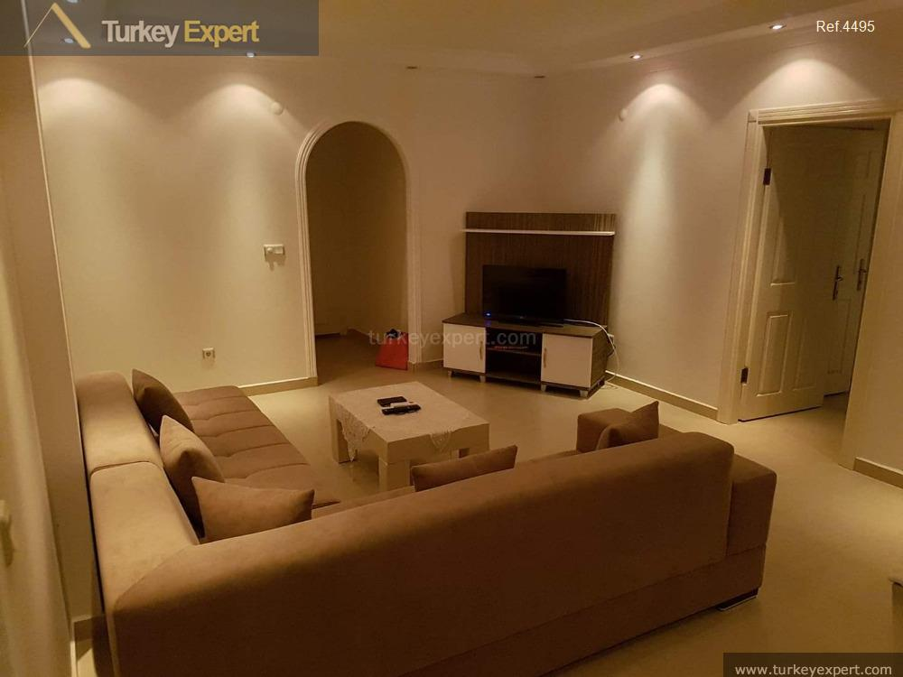 alanya apartment for sale with18