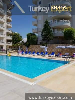 alanya apartment for sale with5