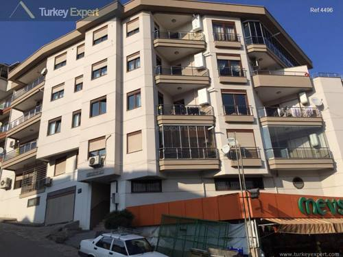 Spacious residential apartment for sale in Izmir