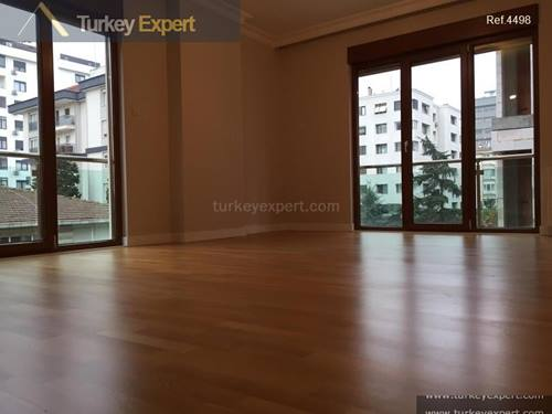 Spacious apartment for sale in Istanbul Kadikoy district