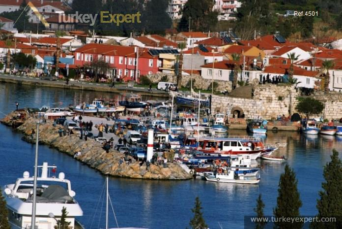New 3 Bedroom Villa In Izmir Near The Marina Of Sigacik