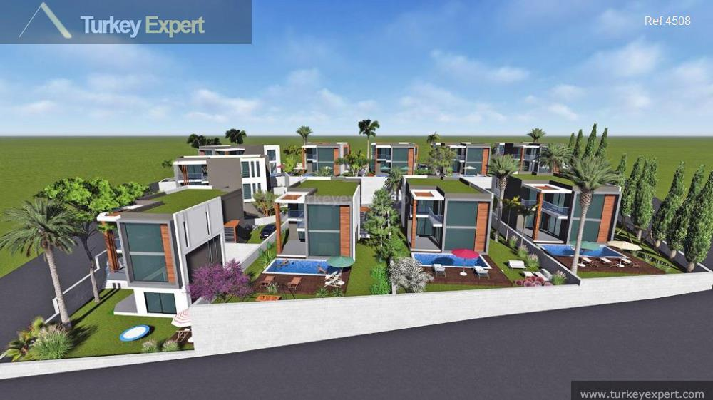 modern sea view villas project25