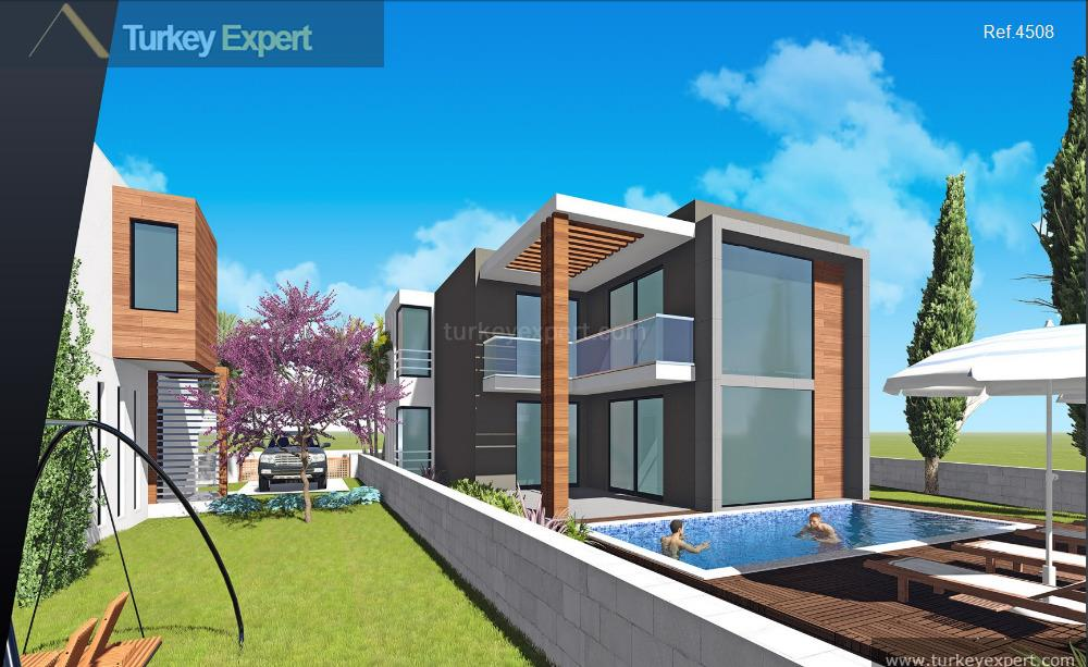 modern sea view villas project26
