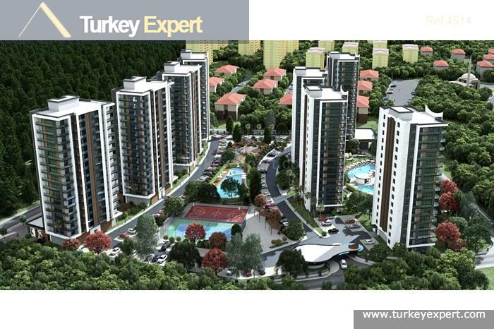new apartment project in antalya1