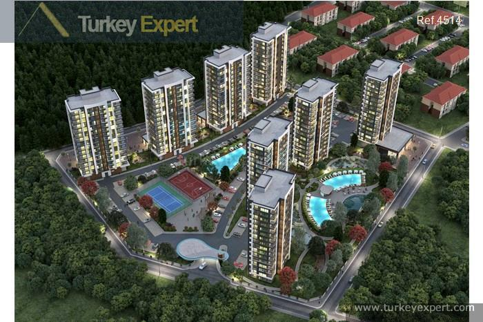 new apartment project in antalya34