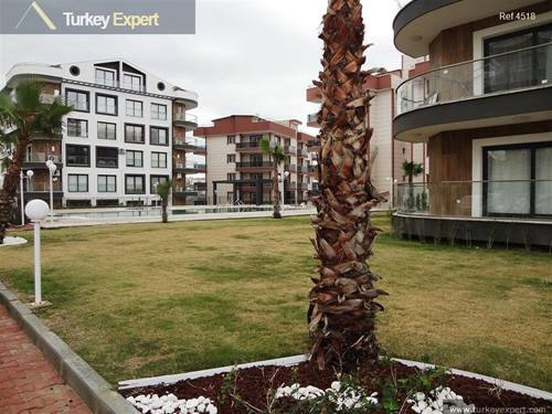 New, very spacious 2-bedroom apartment in Kusadasi city center
