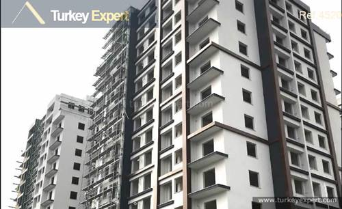 Affordable apartments for sale in Beylikduzu Istanbul, new project