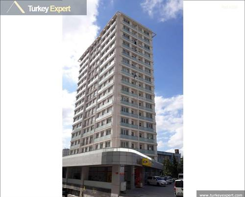 New apartment for sale in Istanbul, ready to move in