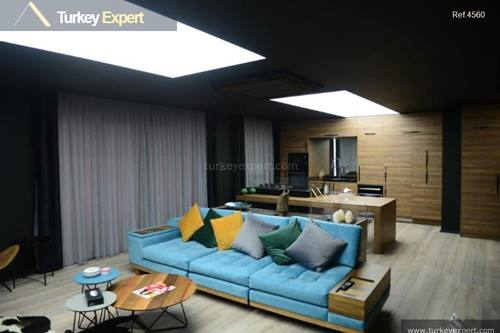High profile apartment with rental guarantee
