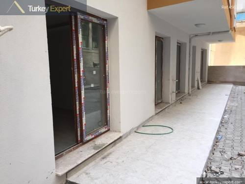 Cheap apartment for sale in Izmir with a garden