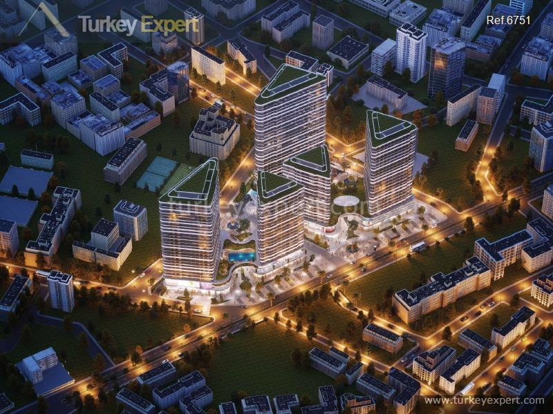 new built residential izmir apartments19