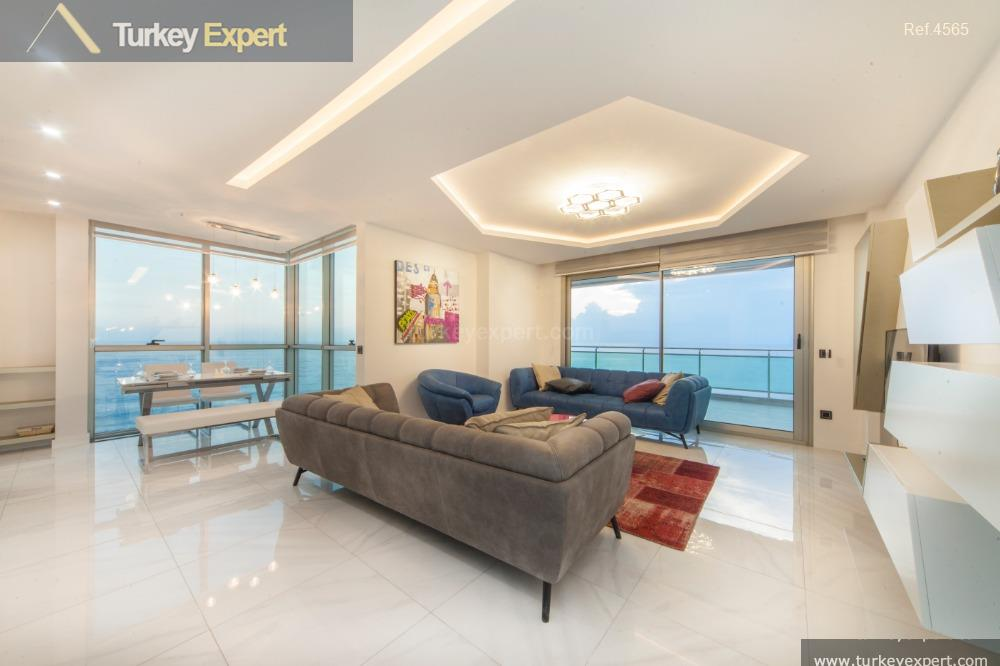 spectacular apartment project in alanya12