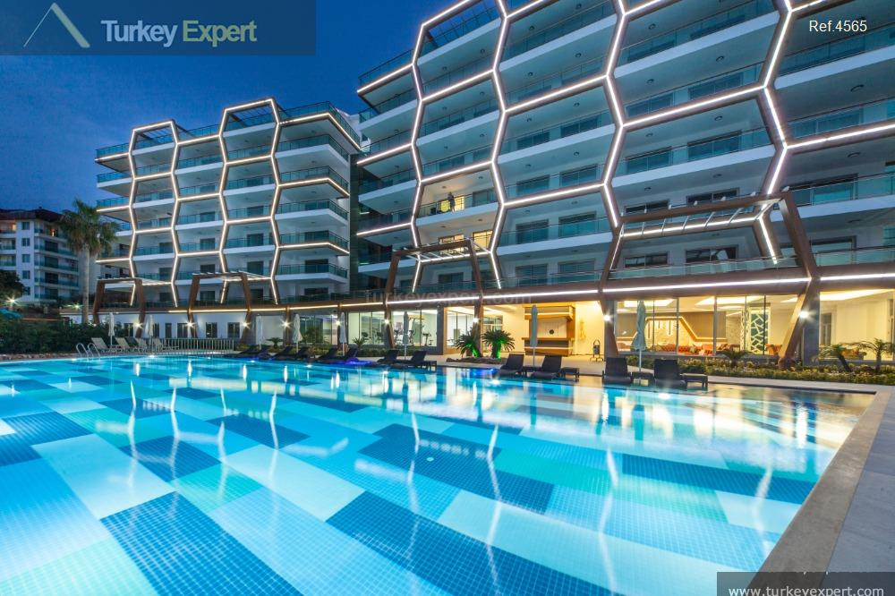 spectacular apartment project in alanya2