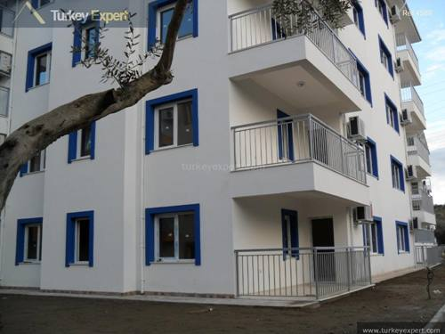 2-bedroom bargain apartment in Kusadasi center