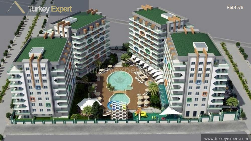 new alanya apartments on a4
