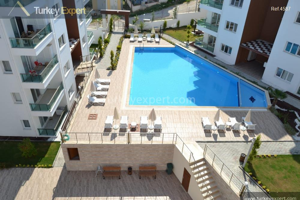 sea view apartments in kusadasi15