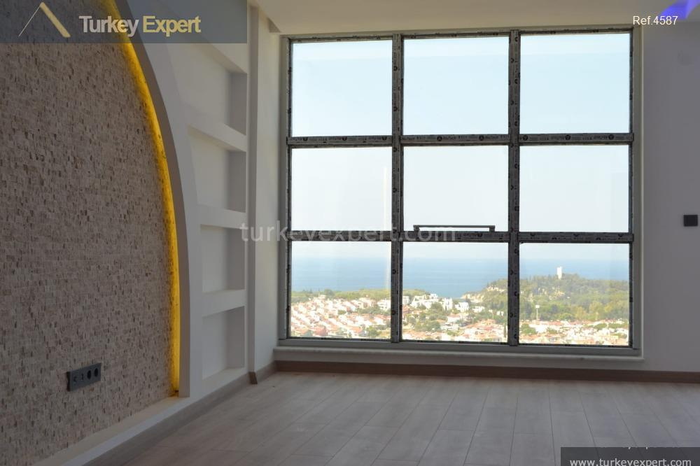 sea view apartments in kusadasi23