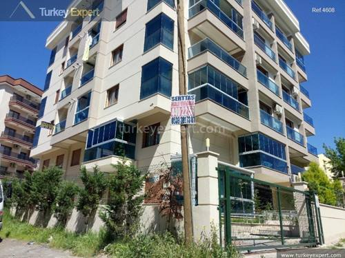 Central 3 bedroom apartment in Izmir
