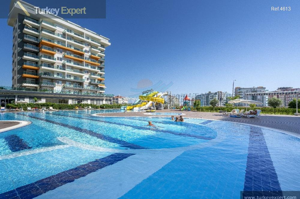 completed alanya avsallar apartments with1