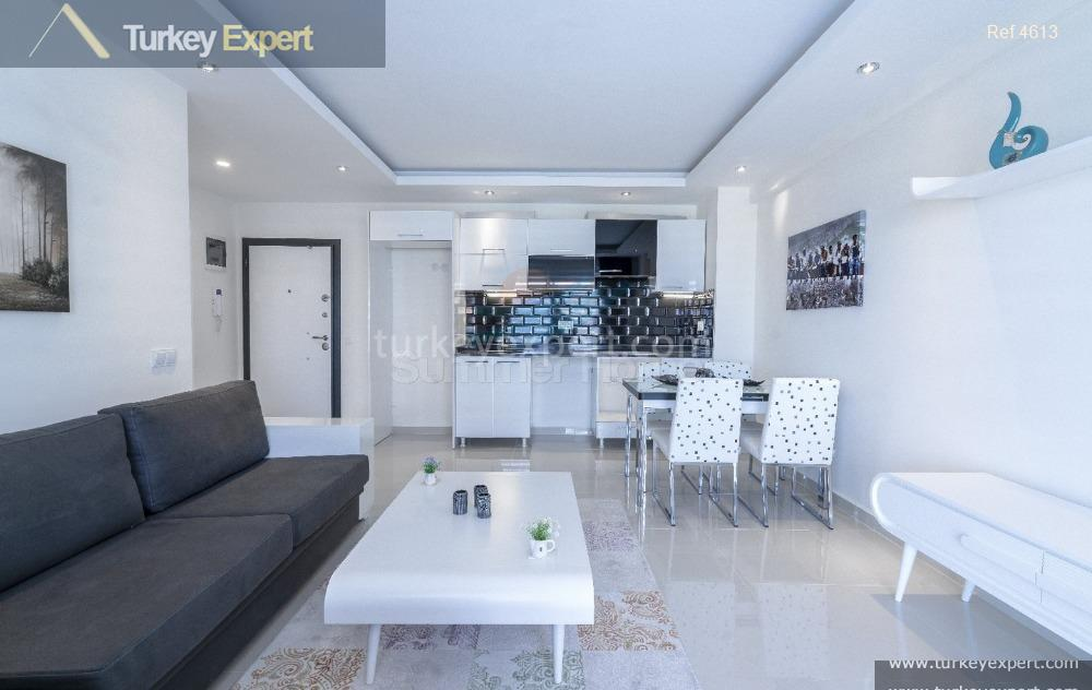 completed alanya avsallar apartments with23