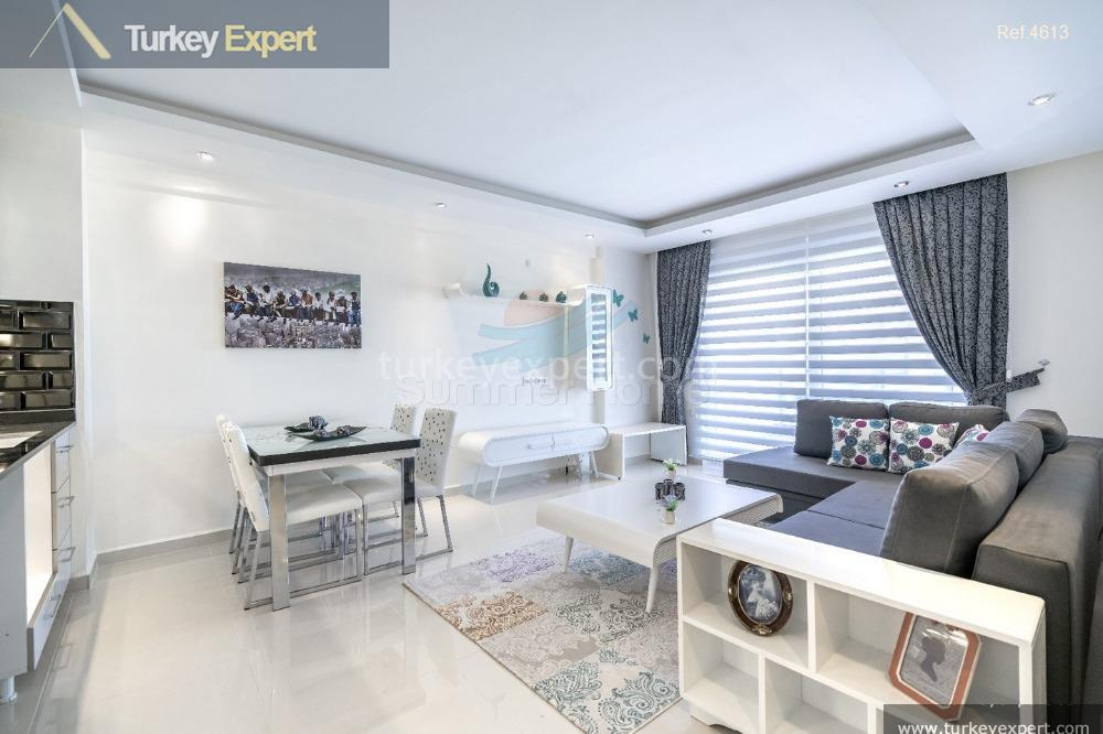 completed alanya avsallar apartments with27