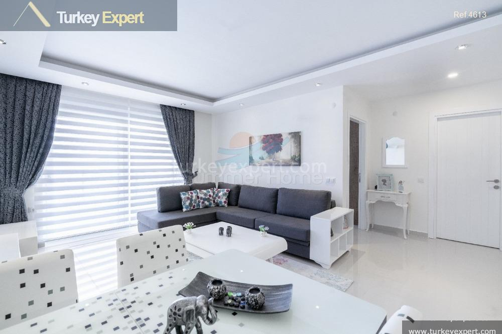 completed alanya avsallar apartments with28