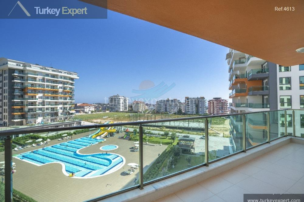 completed alanya avsallar apartments with3