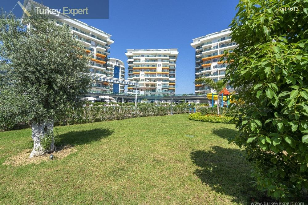 completed alanya avsallar apartments with6