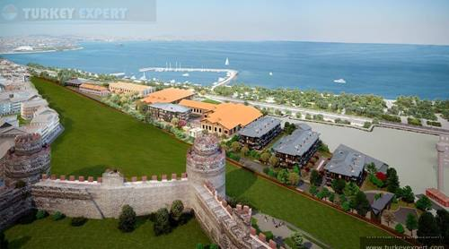 Modern luxury project in the heart of historic peninsula Istanbul