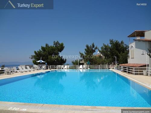 Cosy villa on resort with pool near Ladies Beach in Kusadasi