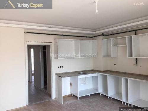 New 2-bedroom residential apartments for sale in Izmir
