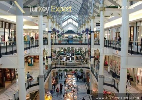 Net 10 percent rental return commercial store, hotel factory and student housing options for sale in Turkey